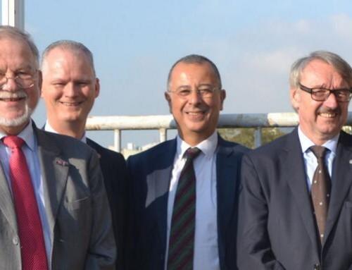 All European Academies (ALLEA) Yöneticileri ile Toplantı