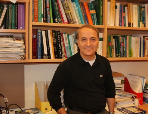 Bilim Akademisi üyesi İsmail Çakmak'a Georg Forster Araştırma Ödülü