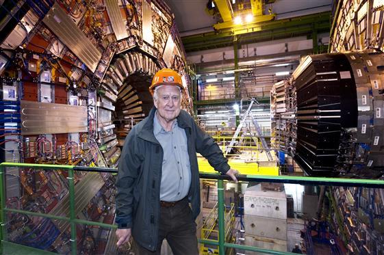 2013 Nobel Fizik Ödülü