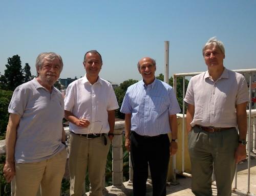 Martin Chalfie'den Bilim Akademisi'ne Ziyaret