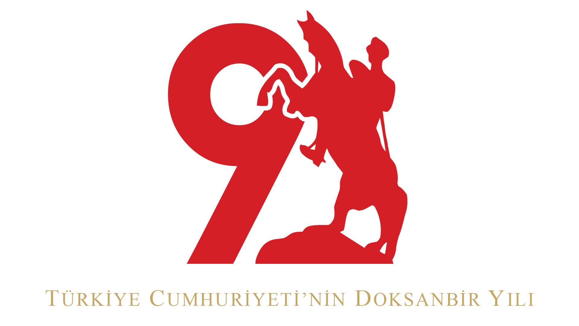 Cumhuriyet'in 91. yili