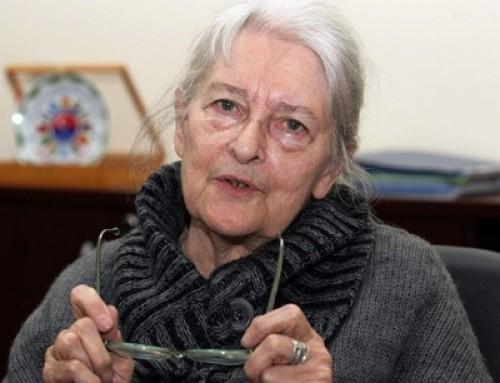 Ioanna Kuçuradi: 'Dünyamızı insanoğlu insanlar ayakta tutuyor' – Hürriyet Pazar / 04.01.2015