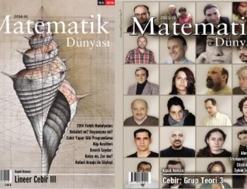 Matematik Dünyası dergisinin 100. sayısı çıktı