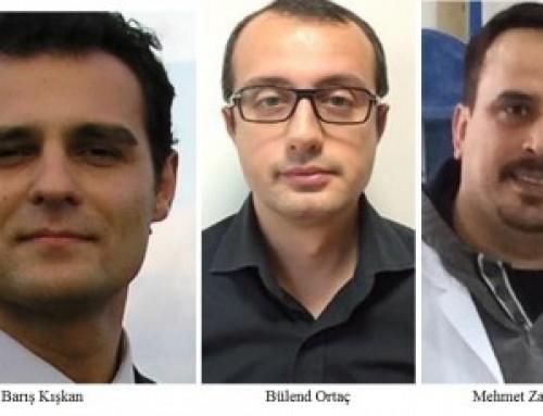 BAGEP 2014 Ödülü Sahibi Üç Genç Akademisyen Mustafa Parlar Ödülünü Kazandılar