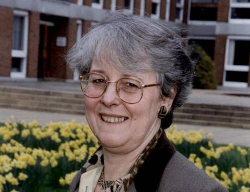 Bilim Akademisi'nin onursal üyelerinden Dame Helen Wallace, ALLEA'nın 2015 Madame de Staël Kültürel Değerler Ödülüne lâyık görüldü