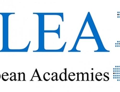 """ALLEA """"Bilimsel girişimcilikte özel sponsorluk, bilime güven ve akademik özgürlük"""" metni"""