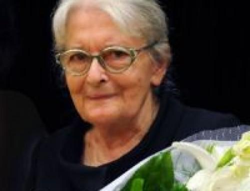 Onursal Üyemiz Ioanna Kuçuradi ODTÜ tarafından Senato Özel Ödülüne layık görüldü.