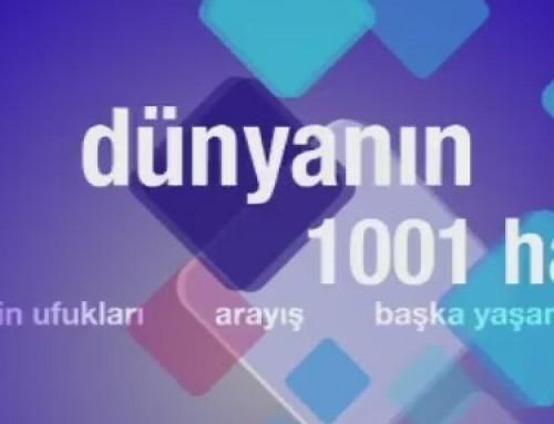 """Bilim Akademisi """"İletken Polimerler"""" Konferansı CNN Türk'te """"Dünyanın 1001 Hali"""" Programında"""