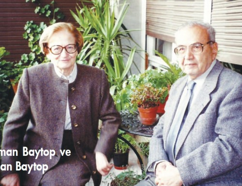 Bilim Akademisi Üyesi Celal Şengör'ün Asuman Baytop Üzerine Yazısı – Cumhuriyet Bilim Teknoloji, 12/06/2015