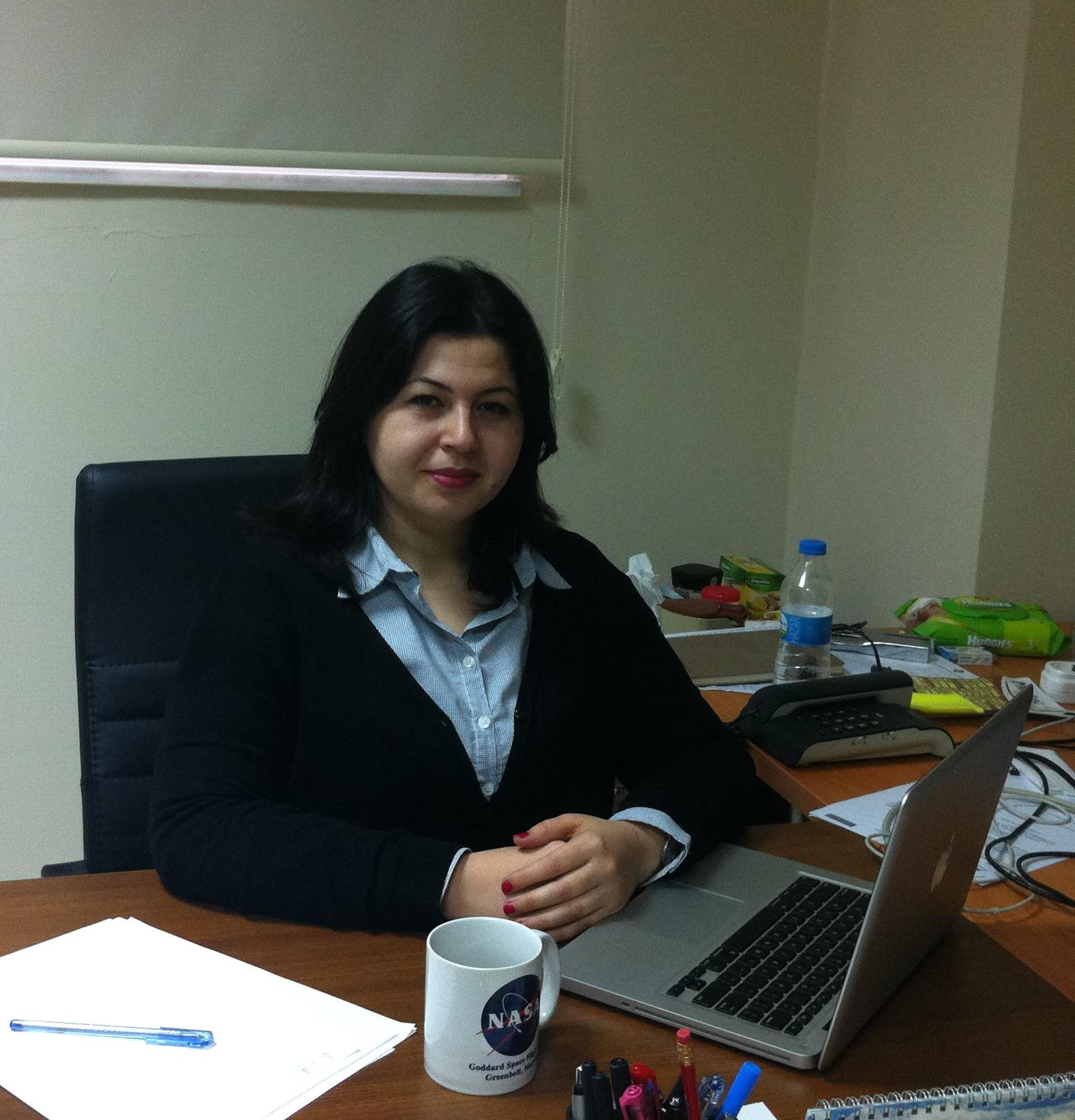 Eda Sonbaş - Adıyaman Üniversitesi - Astronomi