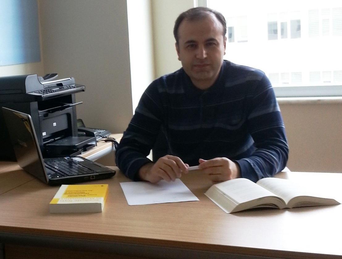 Zübeyir Çınkır - Zirve Üniversitesi - Matematik