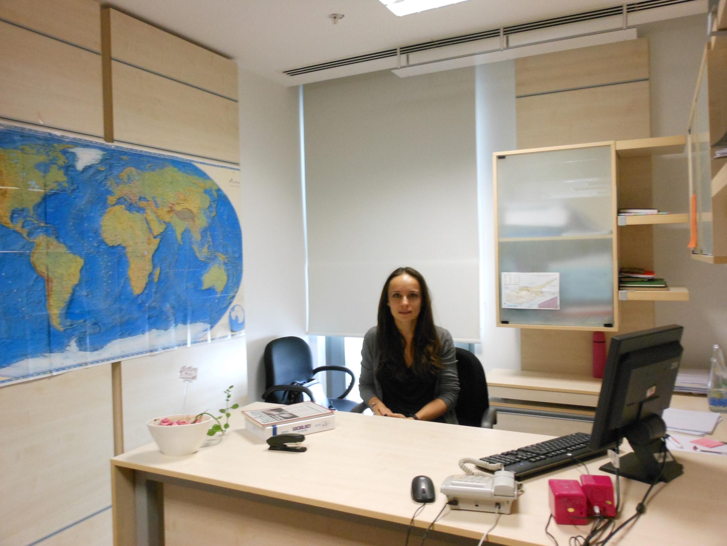 Hande Sözer - ODTÜ (K.K.T.C.) - Siyaset Bilimi ve Uluslararası İlişkiler