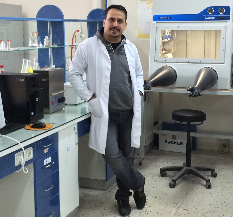 Mehmet Zahmakiran - Yüzüncü Yıl Üniversitesi - Kimya