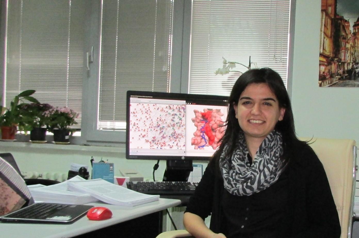 Nurcan Tunçbağ - ODTÜ - Biyoloji