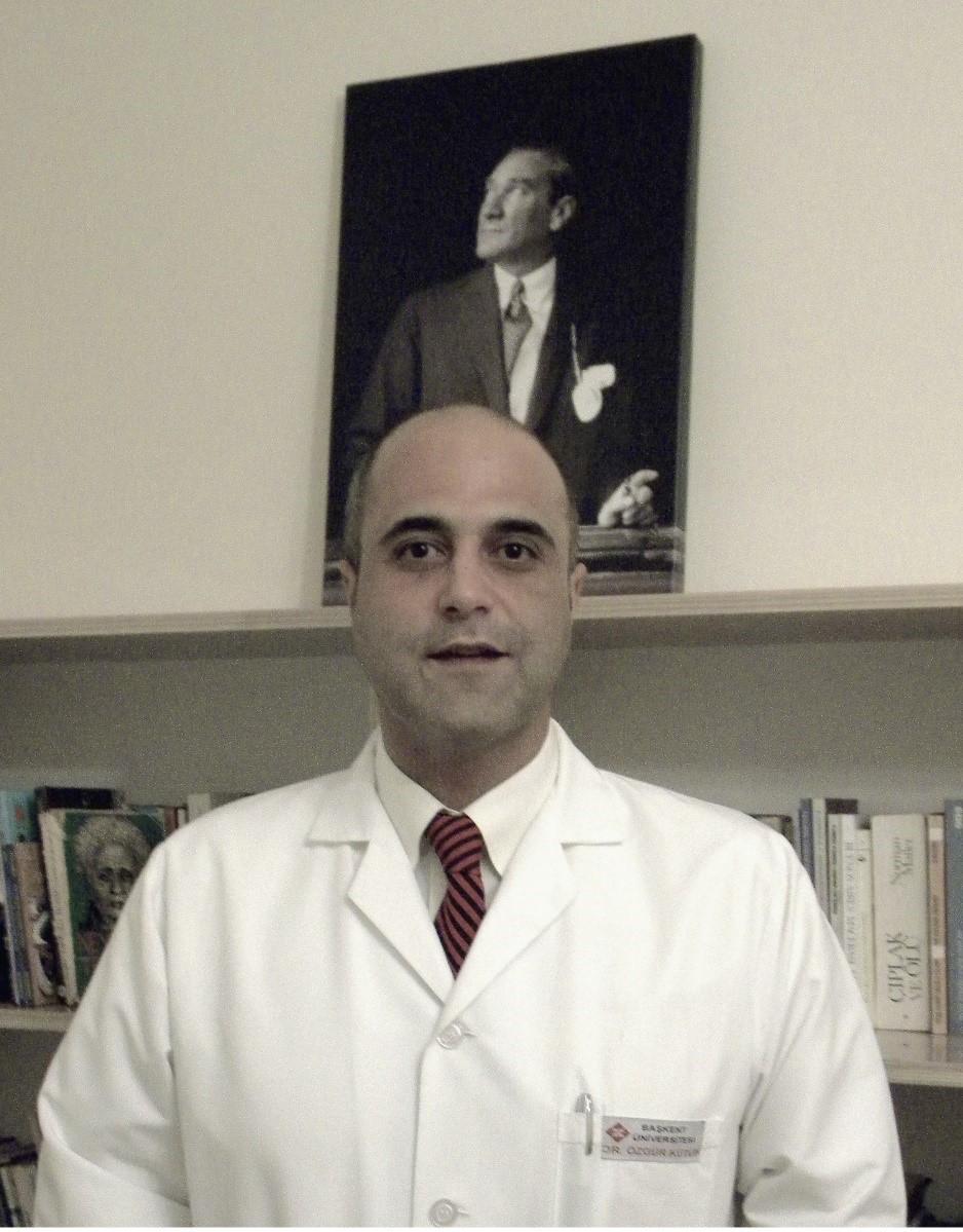 Özgür Kütük - Başkent Üniversitesi - Tıbbi Genetik