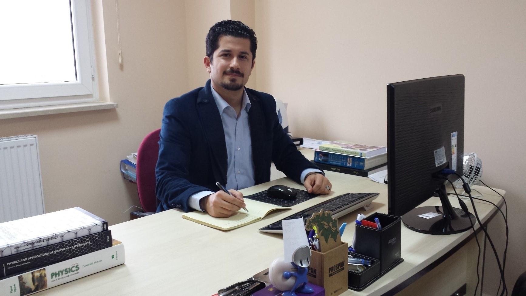 Recep Zan - Niğde Üniversitesi - Fizik