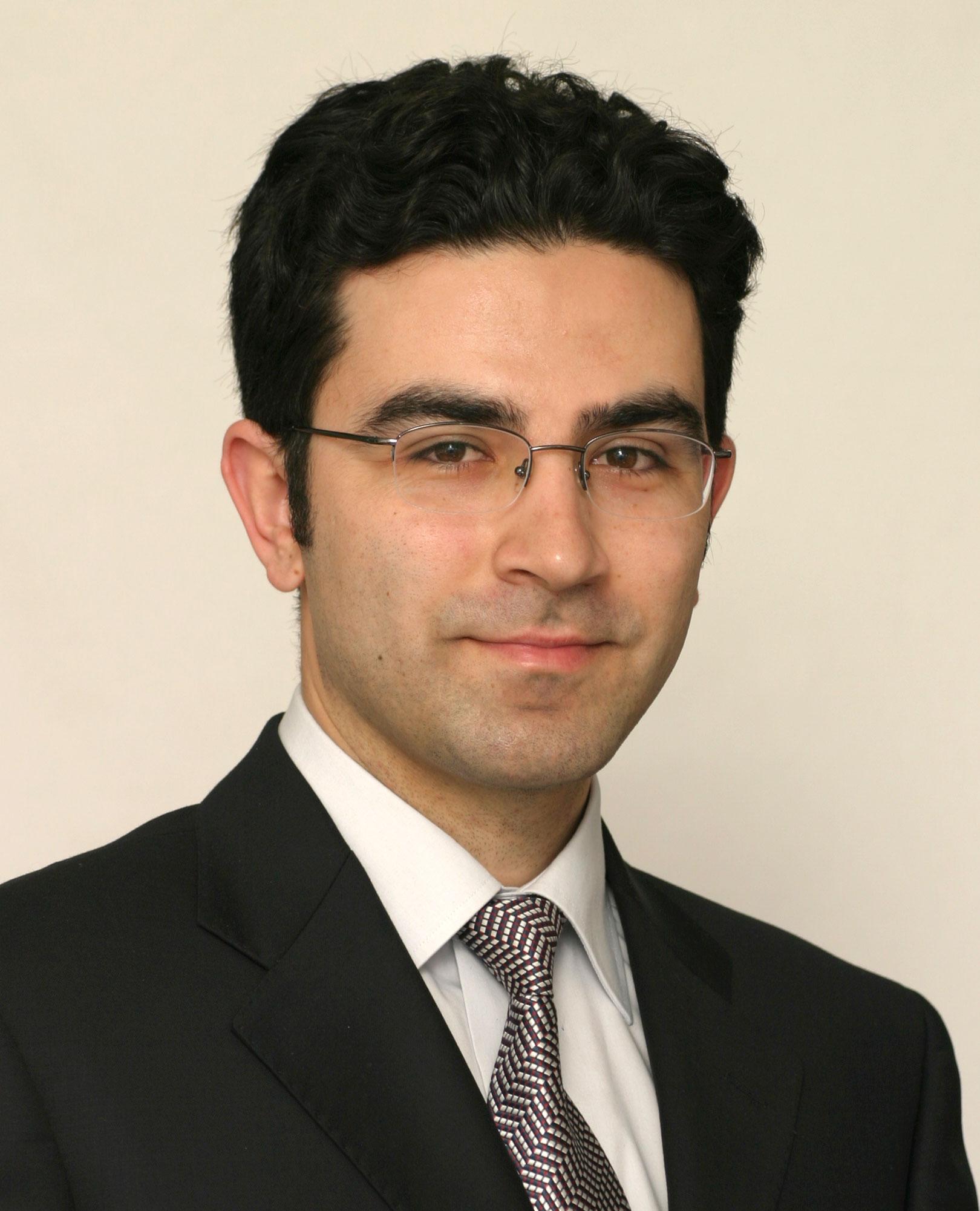 Sinan Gezici - Bilkent Üniversitesi - Elektrik – Elektronik Mühendisliği