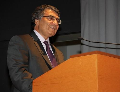 Alikram Aliev TÜBİTAK Bilim Ödülünü Kazandı
