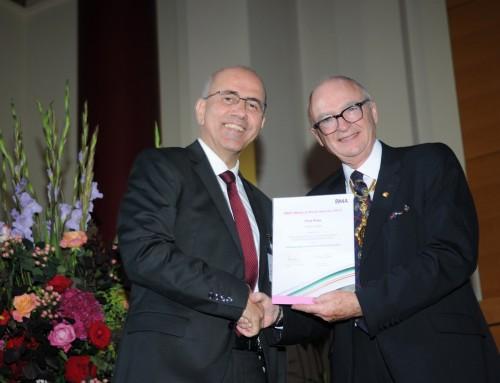 """""""Yeni İnfeksiyonlar: Klinik Olgular""""'a BMA'dan Ödül"""
