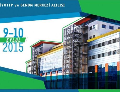 Mehmet Öztürk'ün kurucusu olduğu Izmir Biyotıp ve Genom Merkezi açılıyor