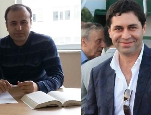 BAGEP Ödülü sahibi Zübeyir Çınkır ve Özgür Barış Akan'a Sedat Simavi Ödülü