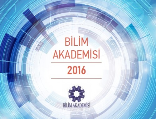 Bilim Akademisi 2016