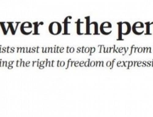 Türkiye'de İfade Özgürlüğü NATURE Dergisine Konu Oldu