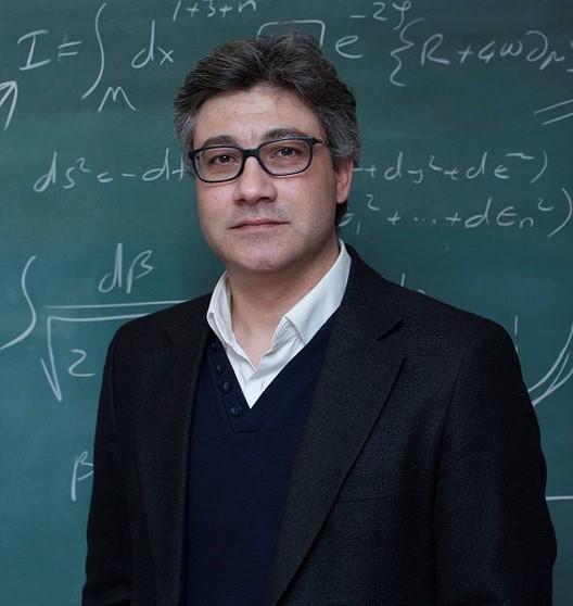 Özgür Akarsu - İstanbul Teknik Üniversitesi - Fizik