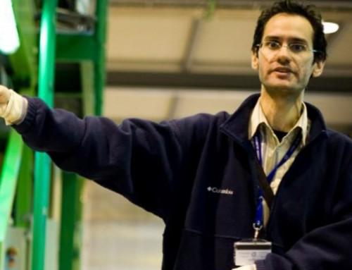 BAGEP Ödülü Sahibi Erkcan Özcan'a TFD'den Ödül