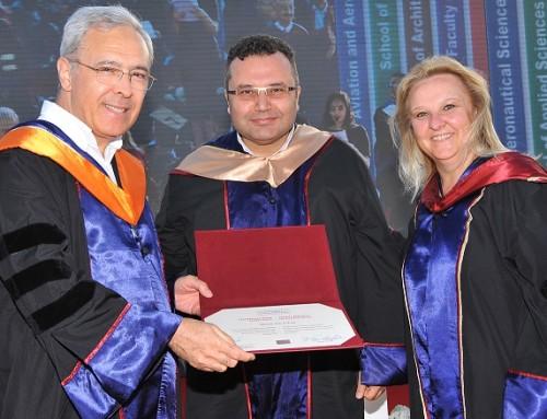 Bilim Akademisi Üyesi Hüsnü Ata Erbay'a Araştırma Ödülü
