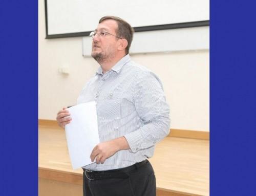 Oğuz Gülseren 2016 TÜBİTAK Bilim Ödülünü Kazandı