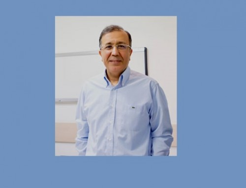Okan Akhan'a 2018 Hacettepe Bilim Ödülü