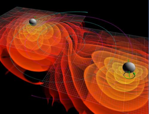 Gravitasyonel Dalgalar (BA Konferansı 48)