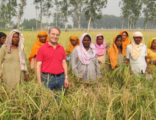 İsmail Çakmak'a 2016 TWAS – Tarım Bilimleri Ödülü