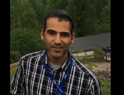 2016 BAGEP Sahibi Umut Şahin, Gilead Fellowship Ödülü'nü Aldı