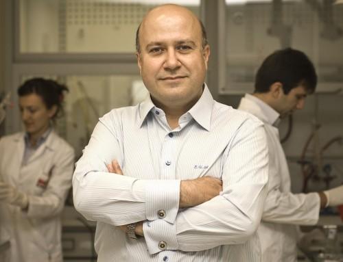 Engin Umut Akkaya'ya Elginkan Teknoloji Ödülü