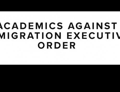 ABD'de Göçü Kısıtlayan Kararnameye Karşı Akademisyenler