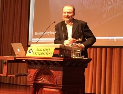 Timothy Garton Ash  Konferans Kaydı (16 Şubat 2017)