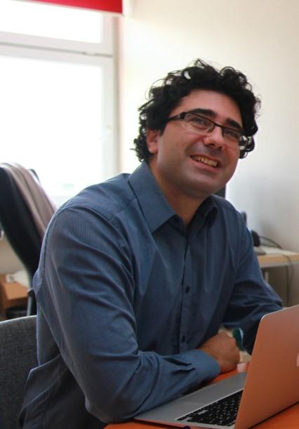 Albert Ali Salah - Boğaziçi Üniversitesi - Bilgisayar Mühendisliği