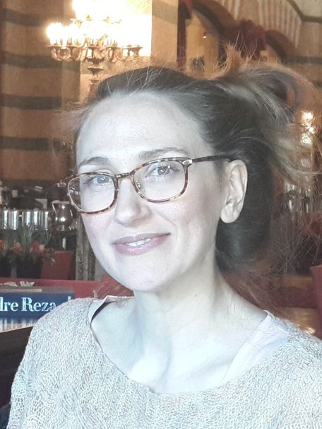 Eva Marie Dubuisson - Boğaziçi Üniversitesi - Antropoloji