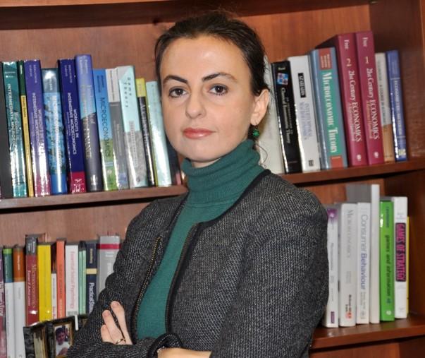 Seda Ertaç - Koç Üniversitesi - Ekonomi