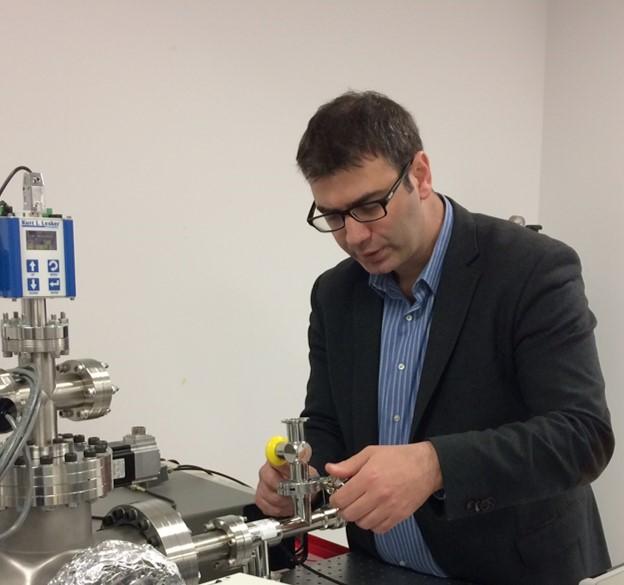 Selim Hanay- Bilkent Üniversitesi - Makine Mühendisliği
