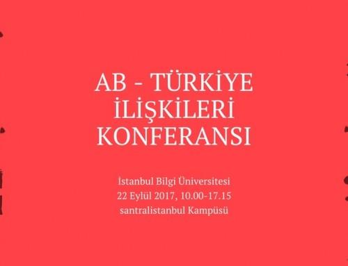 AB-Türkiye İlişkileri Konferansı (22 Eylül 2017)