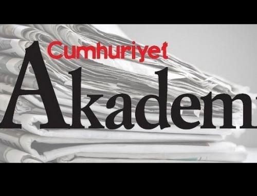 Akademik Özgürlükler Raporu Cumhuriyet Akademi'de Yayınlandı