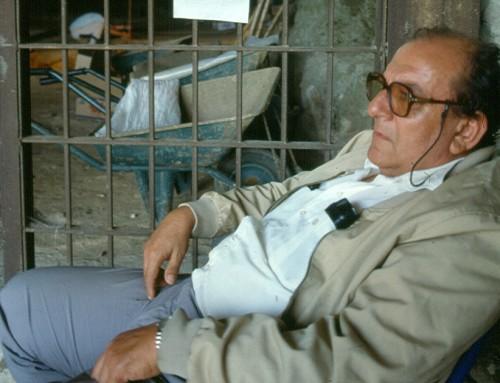 Güven Arsebük'ün Anısına – Mehmet Özdoğan'ın Kaleminden