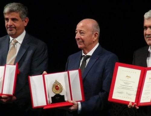 Bilim Akademisi Üyesi Erol Gelenbe'ye Mustafa Ödülü