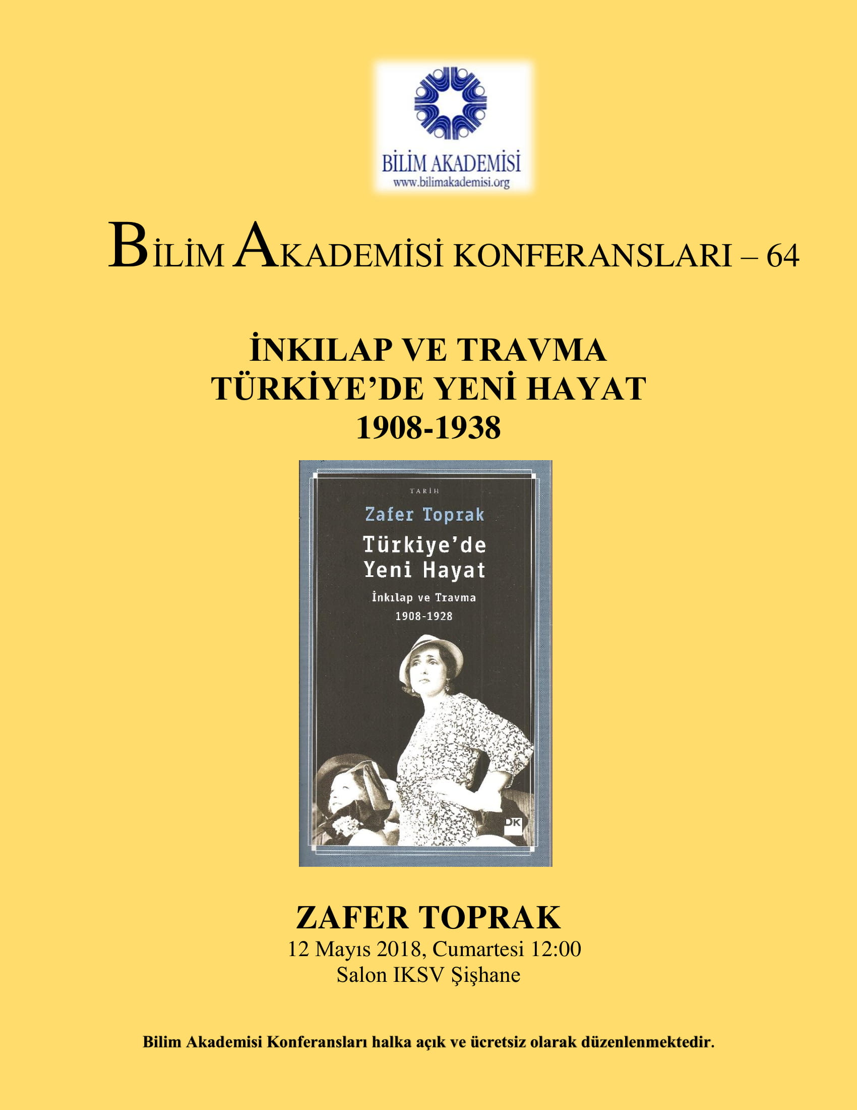 İnkılap ve Travma : Türkiye
