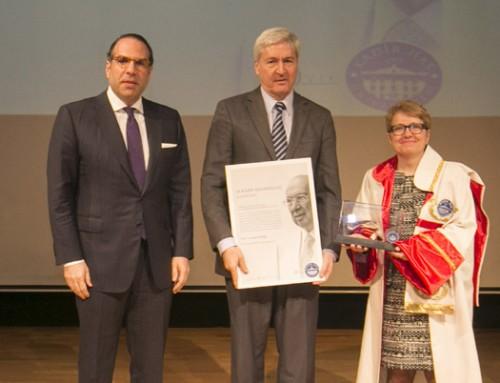 Şevket Pamuk'a Kadir Has Üstün Başarı Ödülü