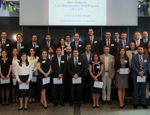 BAGEP 2018 Ödül Töreni ( 27 Nisan, İstanbul Bilgi Üniversitesi)