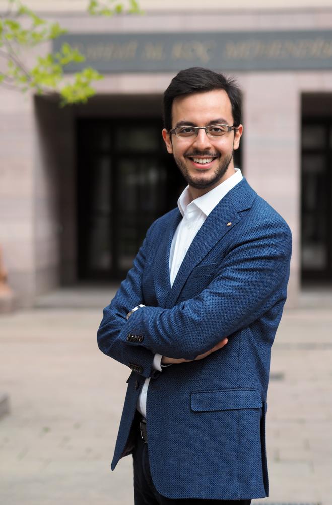 Emir Salih Mağden - Koç Üniversitesi - Elektrik Elektronik Mühendisliği